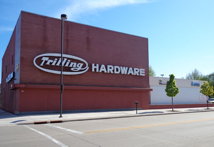 Trilling-Hardware