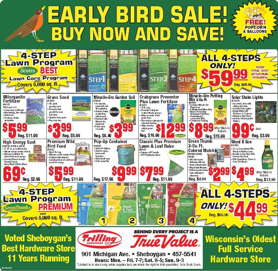Early Bird Ad482018