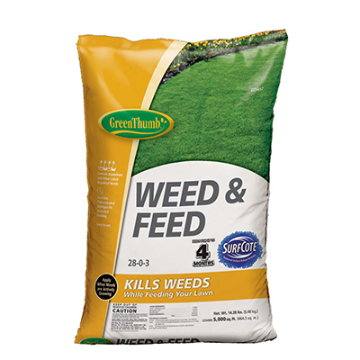 What To Know About Weed & Feed