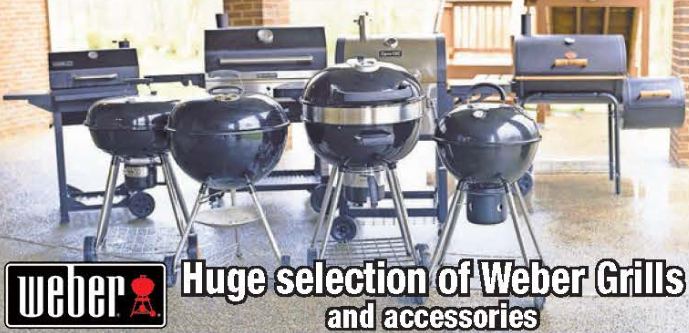 grills and accessories banner